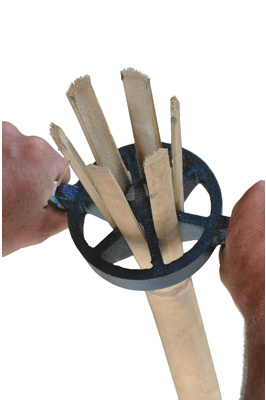 Bamboo splitter - Small 100mm