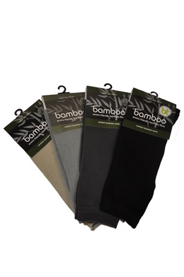 Bamboo comfort business socks
