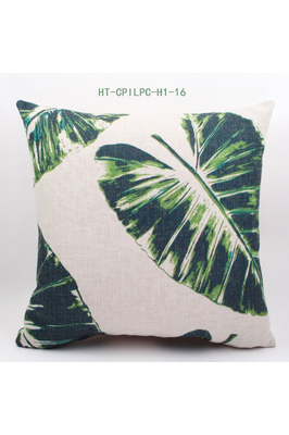 Tropical print cushion - 40 x 40cm - Design16