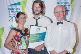 Fraser Coast Business & Tourism Awards 2017 - WINNER