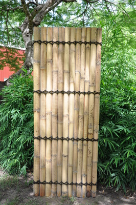 Bamboo panel - Yellow